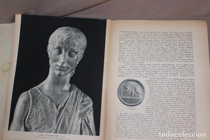 Arte: Lote de láminas de diferentes colecciones y revista de escultura - Foto 31 - 216797607