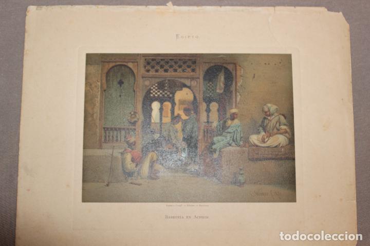 Arte: Lote de láminas de diferentes colecciones y revista de escultura - Foto 37 - 216797607