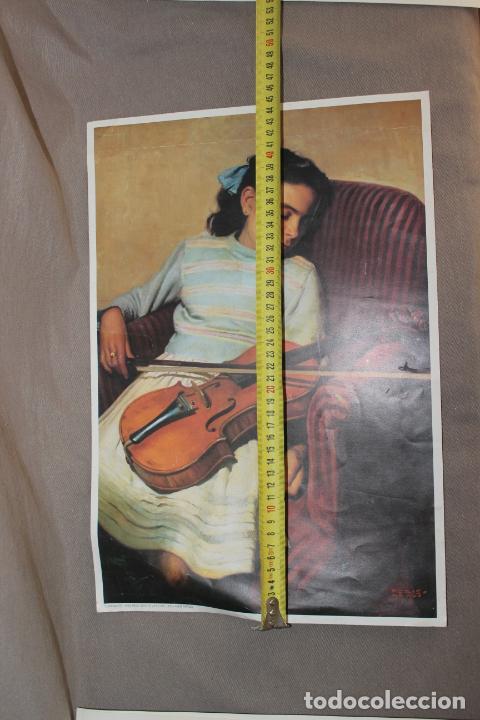 Arte: Lote de láminas de diferentes colecciones y revista de escultura - Foto 45 - 216797607