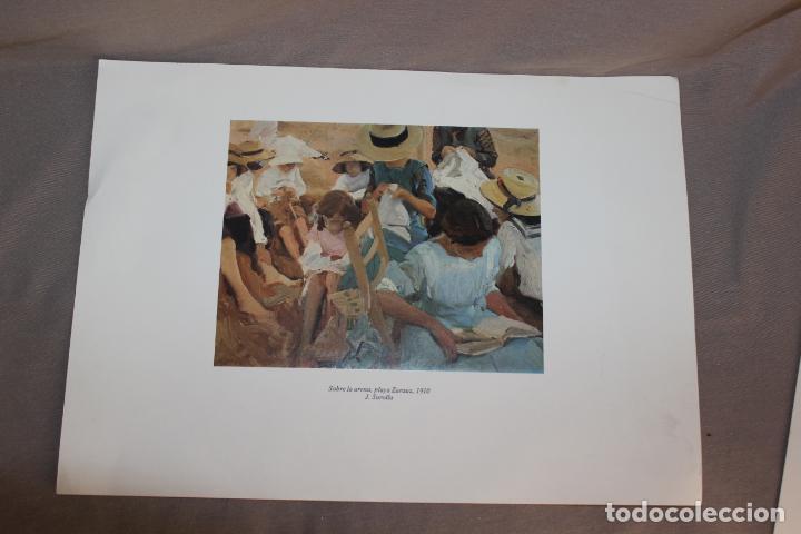 Arte: Lote de láminas de diferentes colecciones y revista de escultura - Foto 48 - 216797607