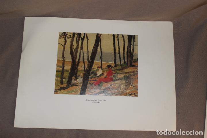 Arte: Lote de láminas de diferentes colecciones y revista de escultura - Foto 49 - 216797607