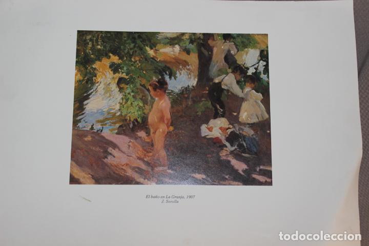 Arte: Lote de láminas de diferentes colecciones y revista de escultura - Foto 51 - 216797607