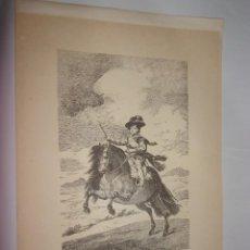 Art: LAMINAS REPRODUCCIÓN DE LA CAJA DE AHORROS DE ALICANTE Y MURCIA.. Lote 221804143