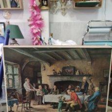 Arte: LÁMINA FELIX ROSENTIEL'S WIDOW & SON 1958, MEDIDAS 47X37. Lote 224339388