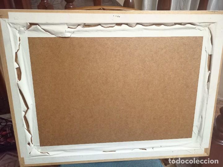 Arte: Cuadro de angelotes con bonito marco - Foto 4 - 224378053