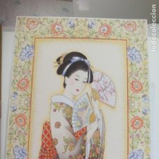 Art: LAMINA. RA Nº 29 ORIENTAL, GEISHA, MUJER ORIENTAL JAPONESA. TALLEDA. BARCELONA.1994. 40,5 X 30,5 CM. Lote 225373970