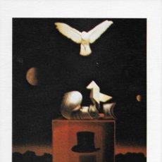 Arte: VIDAL JIMENEZ - SINTESIS DEL ABSURDO - LAMINA / LITOGRAFIA - 24X17CM. AÑOS 80. Lote 227231670