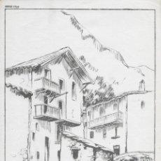 Arte: 12 LAMINAS DE EMILIO FREIXAS - VARIAS SERIES - 1964 - LECCIONES DE DIBUJO ARTISTICO VER FOTOS ADJUNT. Lote 227236815