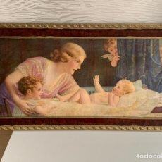 Arte: PRECIOSO CUADRO ( 88X48 CM ). Lote 228442565