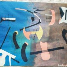 Arte: ★1★LÁMINA; COMPOSICION, JOAN MIRÓ.. Lote 229989320