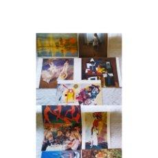 Arte: ★9★LÁMINAS DE LA COLECCIÓN EL MUNDO-1992 (EXPO 92).. Lote 230000255
