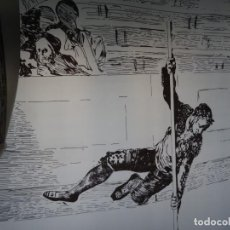 Arte: GRAN FORMATO, FOTOLITO DE TAUROMAQUIA DE GOYA. Lote 231494495