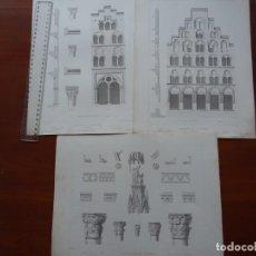 Arte: LAMINAS ARQUITECTURA, COLONIA. Lote 235649335