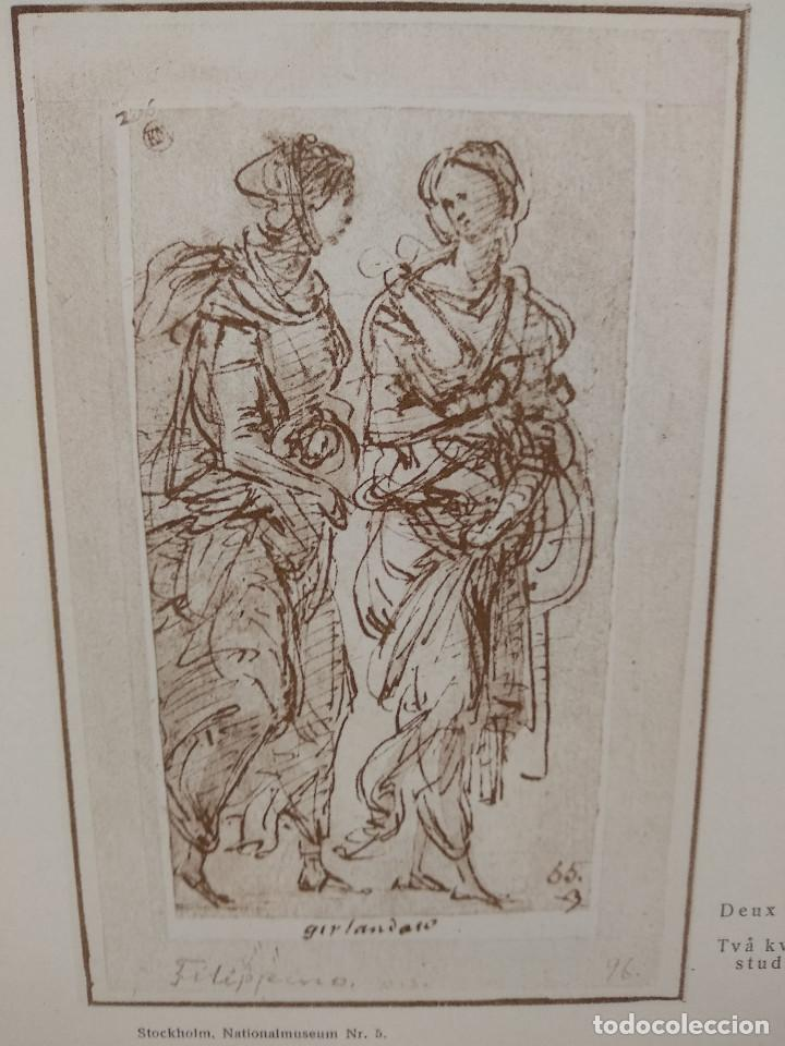 Arte: Dos mujeres de Lippi, Meister Albertina, plancha nº 893 - Foto 2 - 237132305