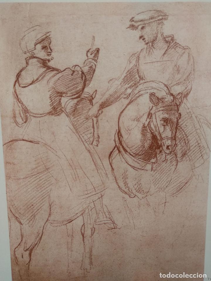 Arte: Estudios de Andrea del Sarto, Meister Albertina, plancha nº 782 - Foto 2 - 237135165