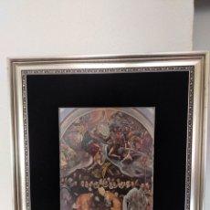 Arte: MARAVILLOSO Y ANTIGUO CUADRO DE EL GRECO. Lote 237704340