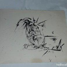 Arte: SALVADOR DALI EL ANGEL DE PORT LLIGAT. Lote 239692515