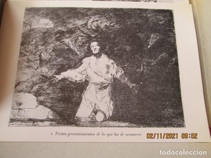 Arte: LOS DESASTRES DE LA GUERRA - FRANCISCO GOYA Y LUCIENTE - 83 LÁMINAS - 1983 - PORTADA 1ª ed. 1863. - Foto 6 - 241301295