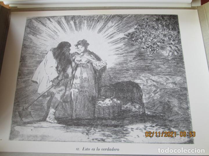 Arte: LOS DESASTRES DE LA GUERRA - FRANCISCO GOYA Y LUCIENTE - 83 LÁMINAS - 1983 - PORTADA 1ª ed. 1863. - Foto 17 - 241301295