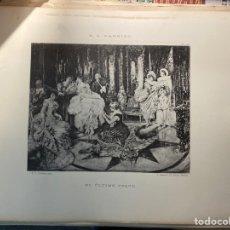 Arte: E. L. GARRIDO - EL ÚLTIMO TOQUE EL ARTE MODERNO ESPAÑOL. Lote 243569355