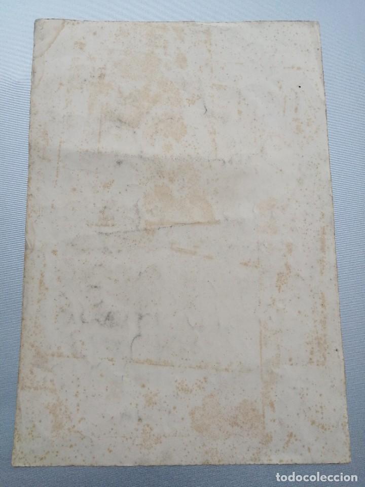 Arte: Litografía antigua. Francia siglo XlX - Foto 6 - 244018385