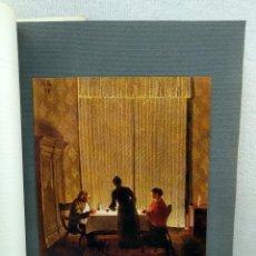 Arte: LA CENA DE HEINRICH REIFFERSCHEID, PLANCHA Nº 235 DE MEISTER DER FARBE 1907,. Lote 245557880