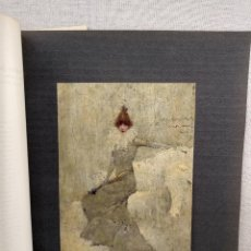 Art: SARA BERNARD DE DUDLEY HARDY, PLANCHA Nº 256 DE MEISTER DER FARBE 1907,. Lote 245768965