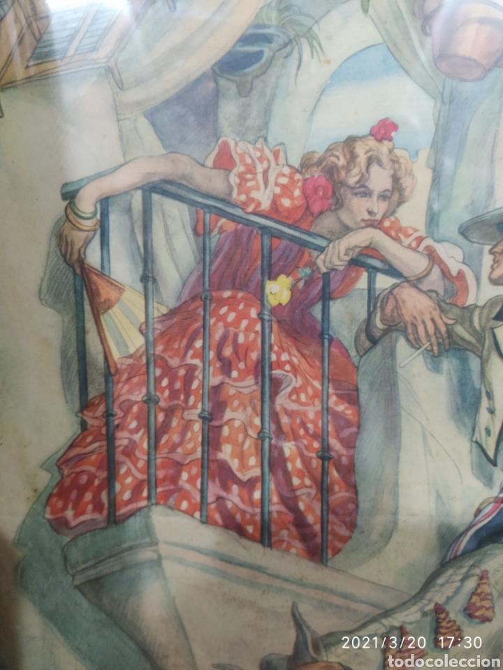 Arte: 2 Láminas de C. S. de Tejada - Foto 5 - 249236540