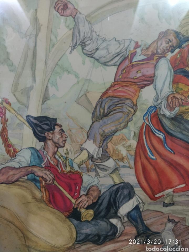Arte: 2 Láminas de C. S. de Tejada - Foto 11 - 249236540