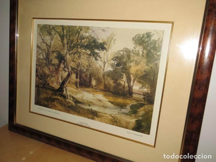 Arte: Par conjunto colección cuadros láminas acuarelas antiguas John Middleton (1827-1856) Norfolk England - Foto 19 - 254821075