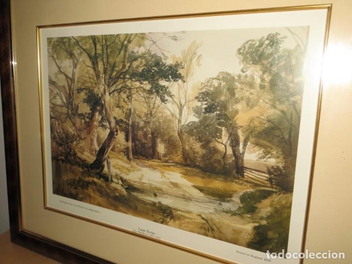 Arte: Par conjunto colección cuadros láminas acuarelas antiguas John Middleton (1827-1856) Norfolk England - Foto 23 - 254821075