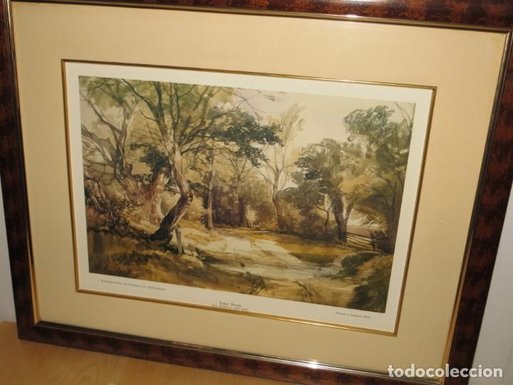 Arte: Par conjunto colección cuadros láminas acuarelas antiguas John Middleton (1827-1856) Norfolk England - Foto 27 - 254821075