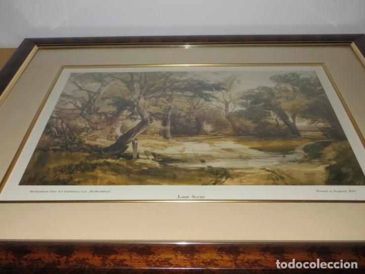 Arte: Par conjunto colección cuadros láminas acuarelas antiguas John Middleton (1827-1856) Norfolk England - Foto 28 - 254821075