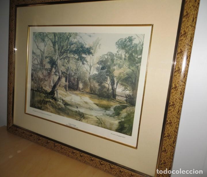 Arte: Par conjunto colección cuadros láminas acuarelas antiguas John Middleton (1827-1856) Norfolk England - Foto 6 - 254821220