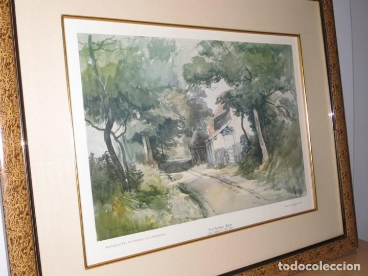 Arte: Par conjunto colección cuadros láminas acuarelas antiguas John Middleton (1827-1856) Norfolk England - Foto 22 - 254821220