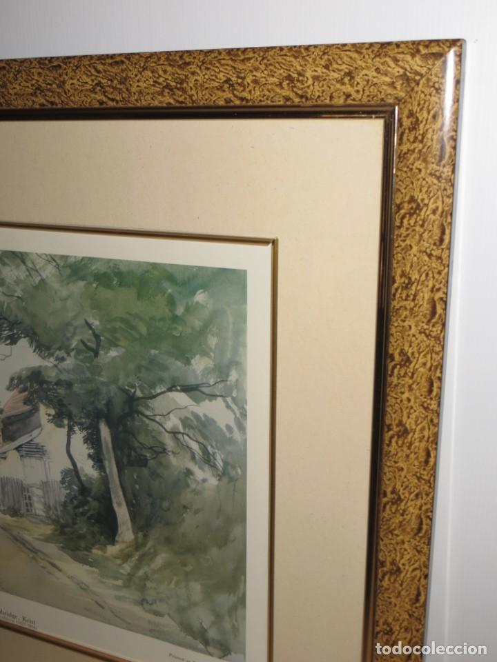 Arte: Par conjunto colección cuadros láminas acuarelas antiguas John Middleton (1827-1856) Norfolk England - Foto 27 - 254821220