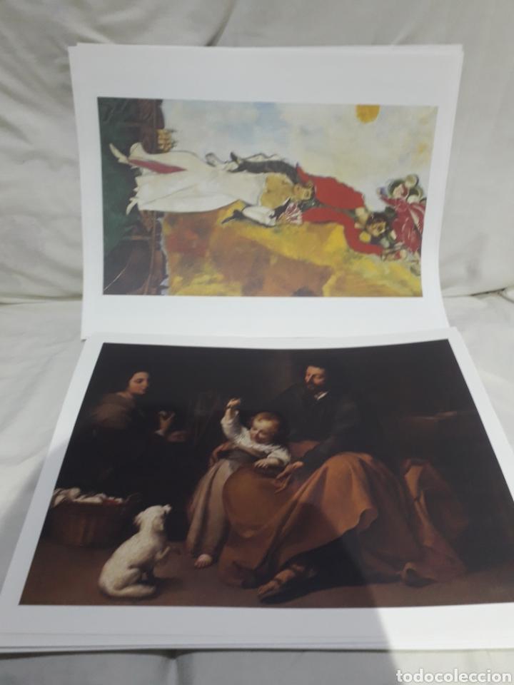 Arte: Coleccion 30 láminas de arte El Mundo Argentaria Renault Grandes genios? - Foto 7 - 255007215