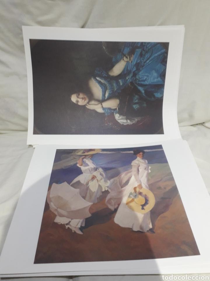Arte: Coleccion 30 láminas de arte El Mundo Argentaria Renault Grandes genios? - Foto 8 - 255007215