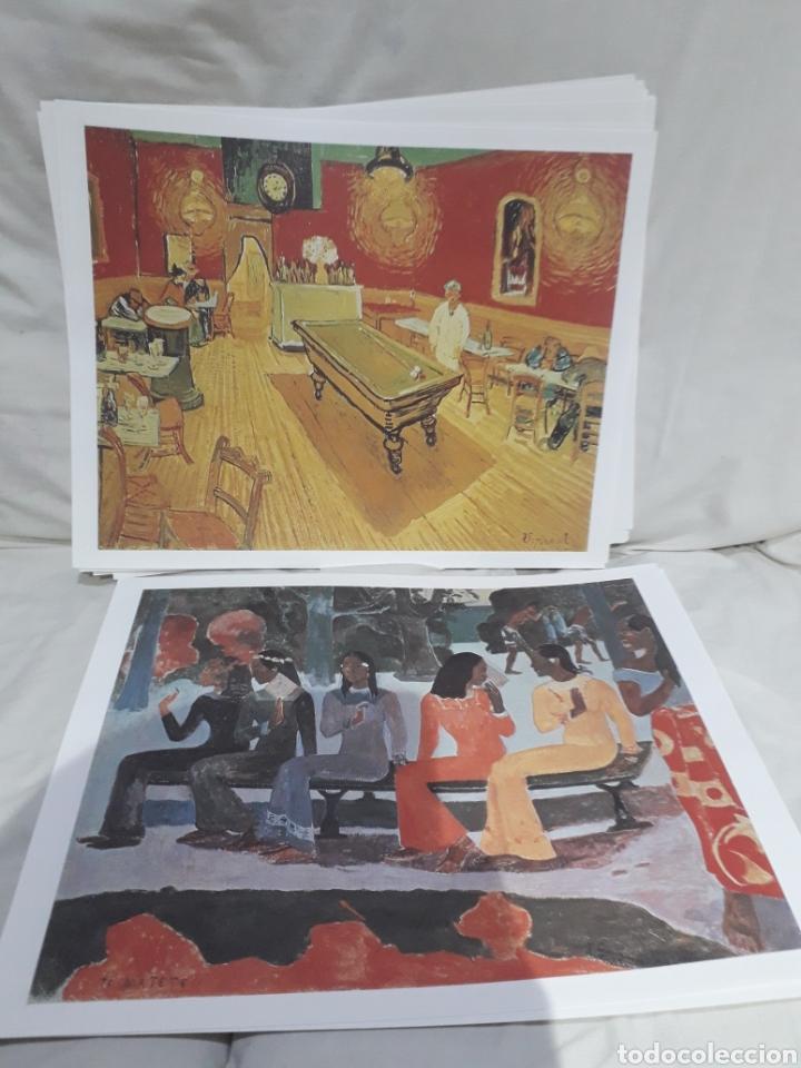 Arte: Coleccion 30 láminas de arte El Mundo Argentaria Renault Grandes genios? - Foto 14 - 255007215