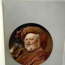 Arte: RETRATO DE EDUARD VON GRÜTZNER, DE MEISTER DER GEGENWART 1904, Nº 3. Lote 261251525
