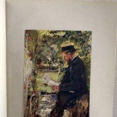Arte: EL LECTOR DE WILHELM MARIA HUBERTUS LEIBL, DE MEISTER DER GEGENWART 1904, Nº 4. Lote 261251900