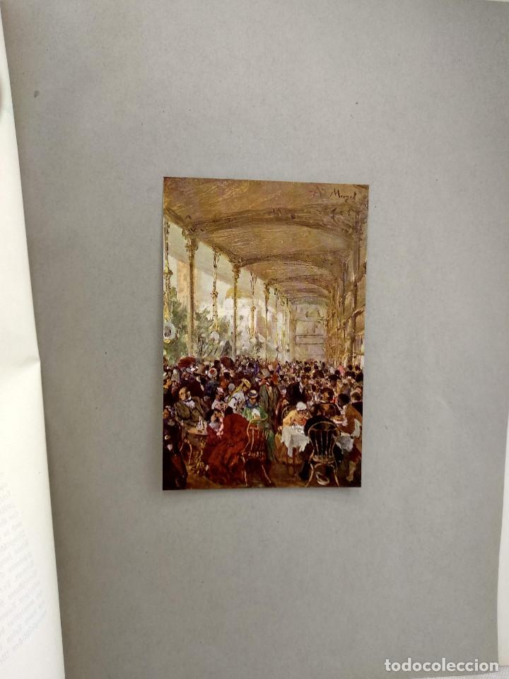 RESTAURANTE PAIRSINO DE ADOLPH VON MENZEL, DE MEISTER DER GEGENWART 1904, Nº 6 (Arte - Láminas Antiguas)