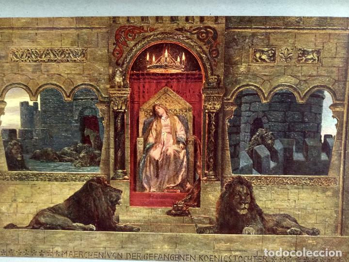 Arte: Cuento de hadas de Franz Hein, de Meister der Gegenwart 1904, nº 11 - Foto 2 - 261257250