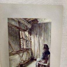 Arte: DE ROTHENBURG DE ARTHUR LANGHAMMER, DE MEISTER DER GEGENWART 1904, Nº 18. Lote 261261255