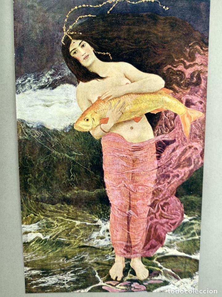 Arte: Astarte de Sascha Schneider, de Meister der Gegenwart 1904, nº 23 - Foto 2 - 261264560