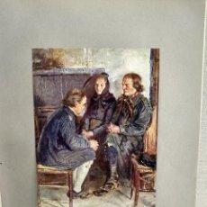 Arte: GRANJA DE ARPILLERA DE ROBERT STERL, DE MEISTER DER GEGENWART 1904, Nº 24. Lote 261267405