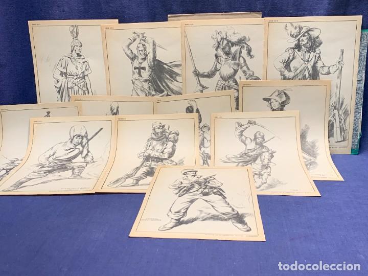 Arte: 7 SERIES LAMINAS DIBUJO ARTISTICO EMILIO FREIXAS LECCIONES DIBUJO ARTISTICO 27X18CMS - Foto 30 - 265161059