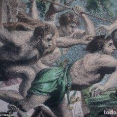 Arte: EL RAPTO DE HIPODAMIA - RUBENS - MADRAZO - JOSÉ JORRO. Lote 269138113
