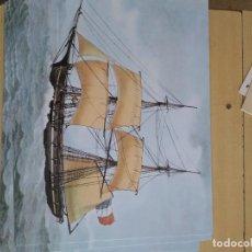 Arte: M-38 LAMINA DE BARCOS. Lote 273122888