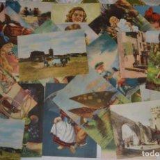 Arte: GRAN LOTE DE 40 LÁMINAS VARIADOS / DIFERENTES ESCENAS, PAISAJES - AÑOS 50/60 / BUEN ESTADO - ¡MIRA!. Lote 275155773